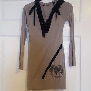 Salvage dress tunic XS